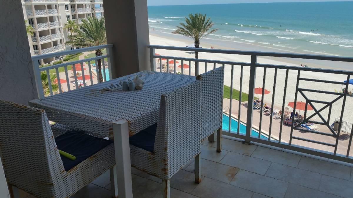 Sandpiper Condo New Smyrna Beach